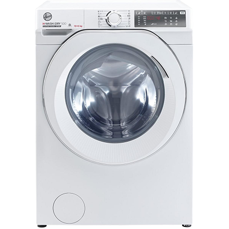 Hoover HDB5106AMC, 10kg Washer 6kg Dryer, 1500rpm  White