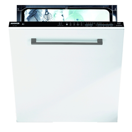 Hoover HFI3012, Fully-Integrated Dishwasher with 12 Place Settings & A+ Energy Rating