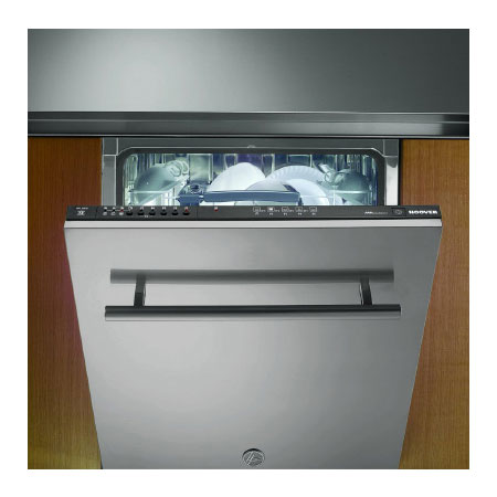 Hoover HFI3015, Fully-Integrated Dishwasher with A+ Energy Rating