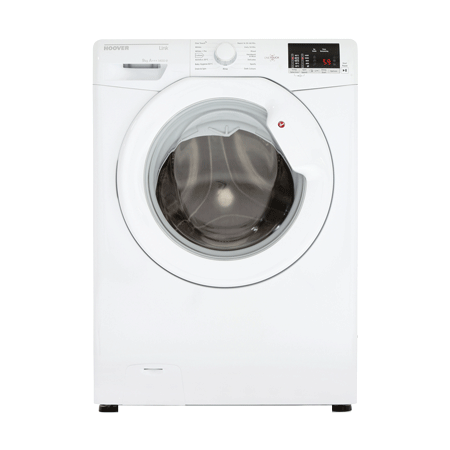 Hoover HL1492D3, 9kg Load One Touch Washing Machine with 1400 RPM Spin Speed and  A+AA Energy Rating
