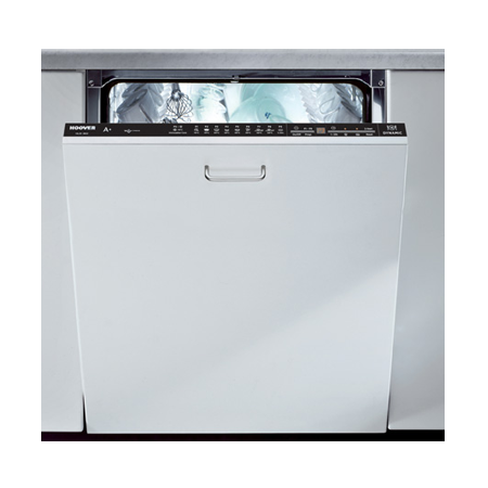 Hoover HLSI363, Built In Fully Integrated Dishwasher