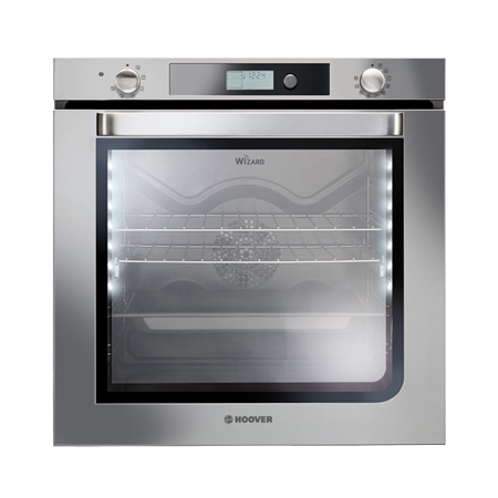 Hoover HOA03VXWIFI, Wizard Wi-Fi Prodige Multi-Function Built-In Single Oven, Stainless Steel. Ex-Display Model