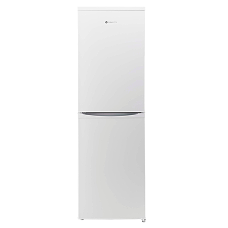 Hoover HSC17155WE, Freestanding Static Fridge Freezer with A+ Energy Rating - White