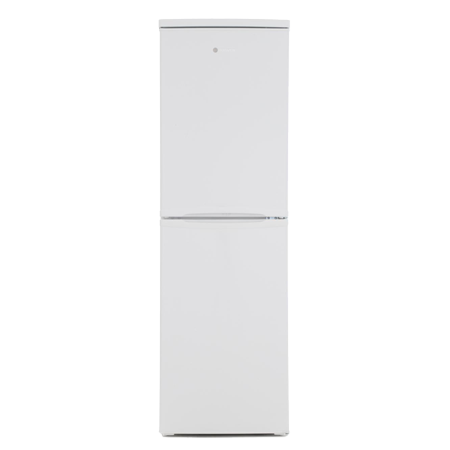 Hoover HSC574W, 55cm Static Fridge Freezer White, with A+ energy rating