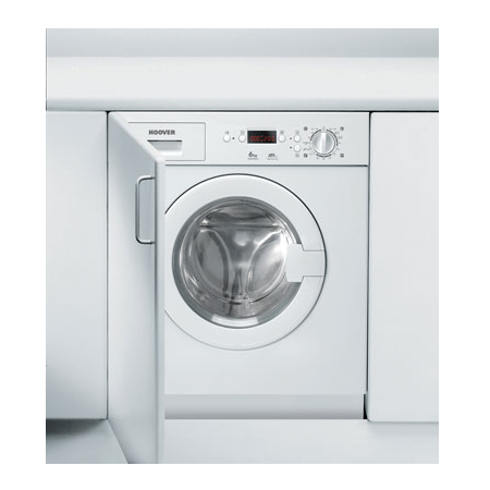 Hoover HWB2402DBN1, Fully-Integrated 6kg 1200rpm Washing Machine with A+ Energy Rating