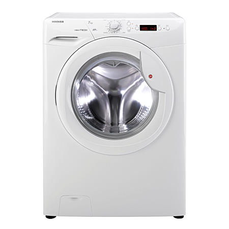 Hoover VT713D21, Freestanding 7kg 1300rpm Washing Machine with A+ Energy Rating - White