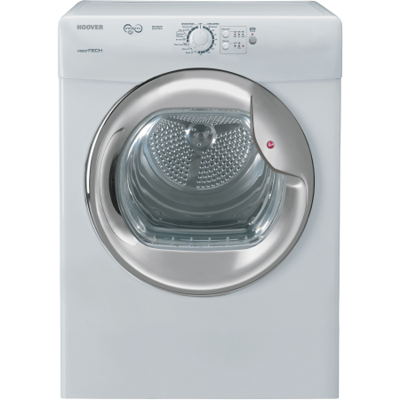 Hoover VTV581NCC, 8kg Vented Dryer with Sensor