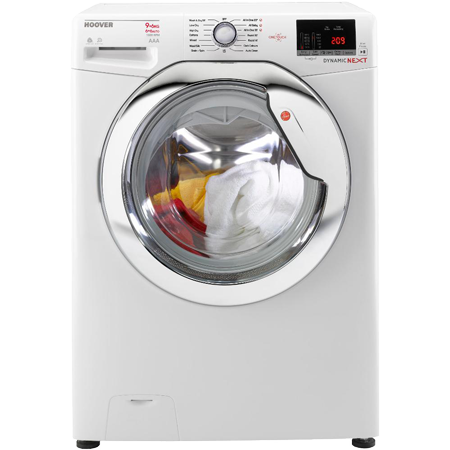 Hoover WDXOC686AC, 8kg 1600rpm Washer 6kg Dryer in White with A Energy rating
