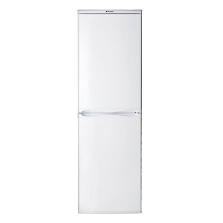 Hotpoint AFAA52PAI, Freestanding Frost Free Fridge Freezer with A+ Energy Rating - White