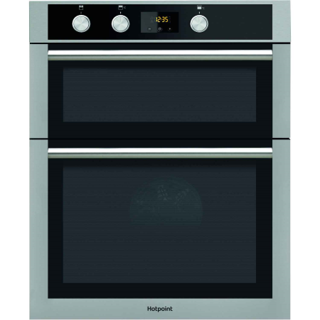 Hotpoint DD4544JIX, 88.7x59.5x57.5 Electric Double Oven Stainless Steel