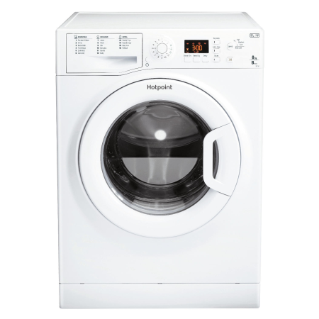 Hotpoint ECF87BP, 8kg Condenser Dryer White with Sensor