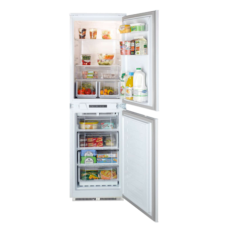 Hotpoint HFF3114, Built-In Frost Free Fridge Freezer - A+ Energy Rating