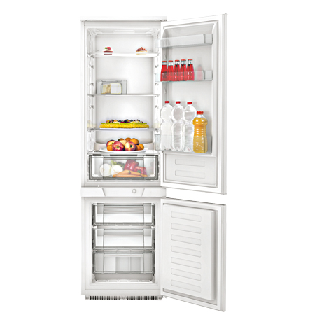 Hotpoint HM31AA, Built-In Fridge Freezer with A+ Energy Rating