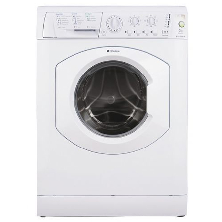 Hotpoint HSTB621P, 6kg Freestanding Washing Machine