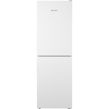 Hotpoint LECO7FF2W, Freestanding Frost Free Fridge Freezer with A++ Energy Rating - White