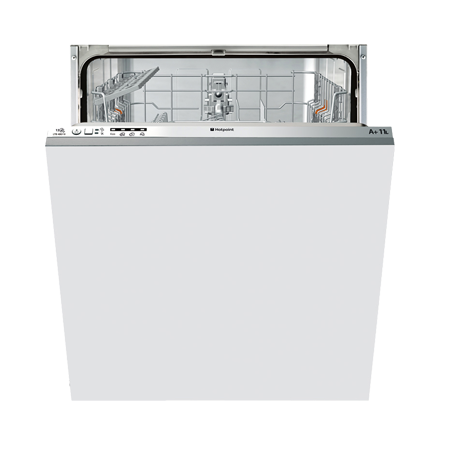 Hotpoint LTB4B019, Built-In Dishwasher with A+ Energy Rating - 13 Place Settings
