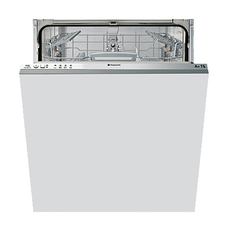 Hotpoint LTB4M116, Fully-Integrated Dishwasher with A+ Energy Rating