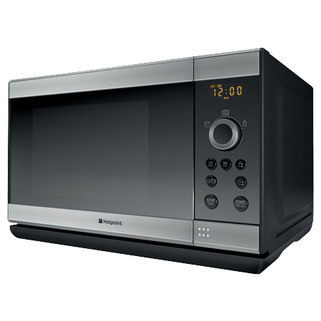 Hotpoint MWH2322X, Freestanding Microwave Grill Stainless Steel.Ex-Display Model