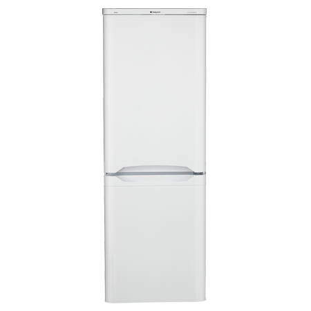 Hotpoint NRFAA50P, Freestanding Static Fridge Freezer with A+ Energy Rating - White