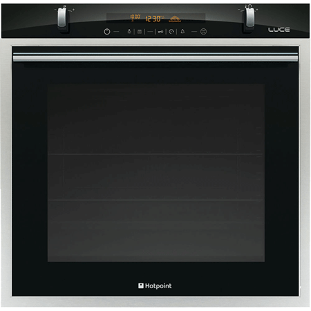 Hotpoint OSX896DP0X, Electric Built-in Single Oven in Inox