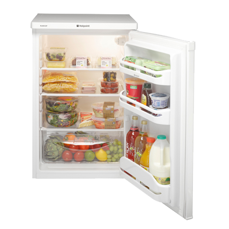 Hotpoint RLAAV22P, Freestanding Fridge in White