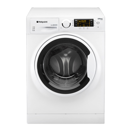 Hotpoint RPD8457J, Freestanding 8kg 1400rpm Washing Machine with A+++ Energy Rating