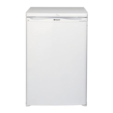 Hotpoint RZAAV22P, 78L Freestanding Freezer in White