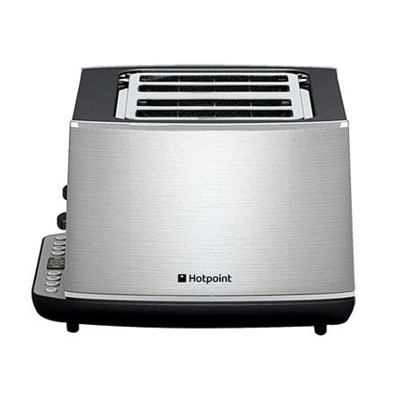 Hotpoint TT44EAX0, 4 Slots Digital Toaster Stainless Steel