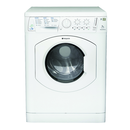 Hotpoint WDL5290P, Freestanding 1200rpm 7kg Washer / 4 Kg Dryer