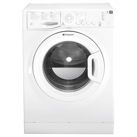 Hotpoint WMAQC741P, Freestanding 7kg 1400rpm Washing Machine