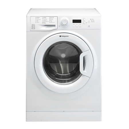 Hotpoint WMBF742P, Freestanding 7kg 1400rpm Washing Machine with A++ Energy Rating