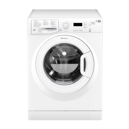 Hotpoint WMEUF722P, 7kg 1200rpm Washing Machine  White