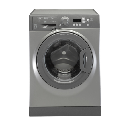 Hotpoint WMEUF743G, 85x60x54 7kg 1400rpm Washing Machine GoldGreen