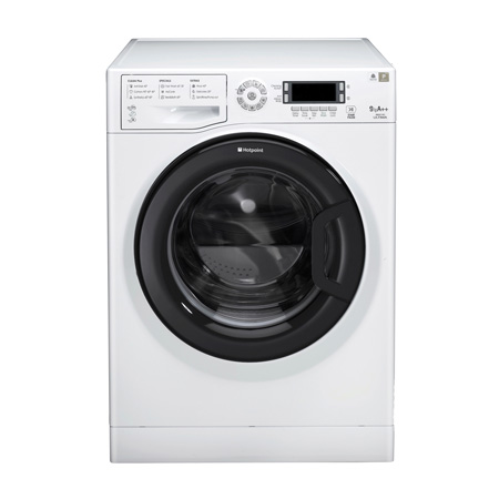 Hotpoint WMUD942B, Freestanding 9kg 1400rpm Washing Machine