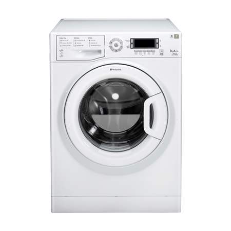 Hotpoint WMUD942P, Freestanding 9kg 1400rpm Washing Machine