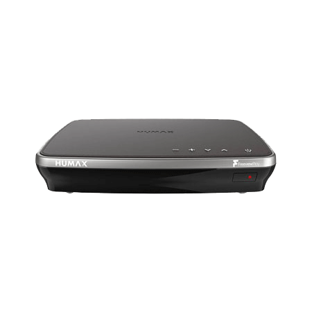 Humax FVP4000T500GMOC, Freeview 500gb HDD Recorder Mocha