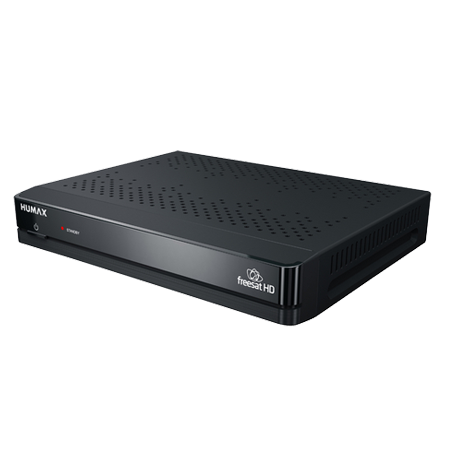 Humax HB1000S, Freesat HD Box Black
