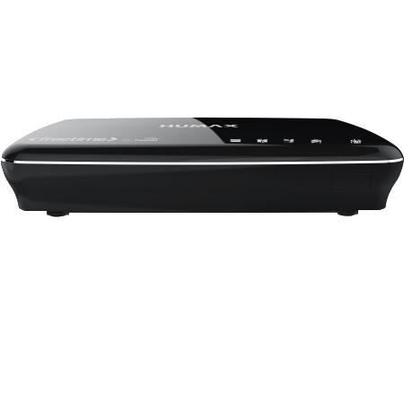 Humax HDR1100S1TBBL, Freesat 1tb HDD Recorder Black