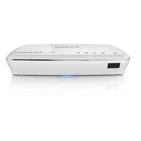 Humax HDR1100S1TBWH, Freesat 1tb HDD Recorder White