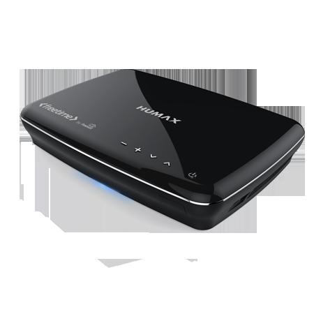 Humax HDR1100S500GBBL, Freesat 500 GB HDD Recorder Black