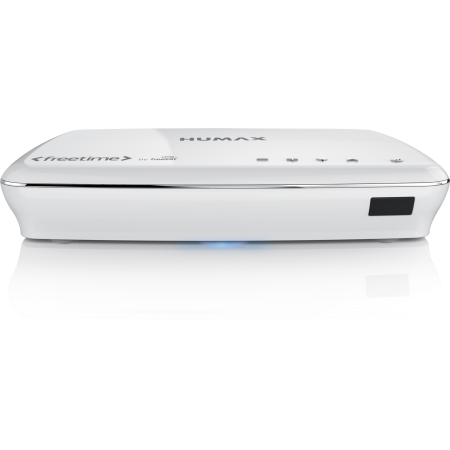 Humax HDR1100S500GBWH, Freesat 500gb HDD Recorder White