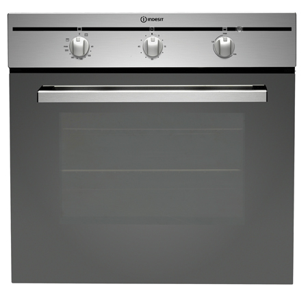 Indesit CIMS51KAIXGB, Multifunction Electric Single Oven