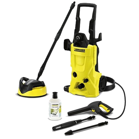 Karcher KARCHER K4 Home Pressure Washer, Home Pressure Washer