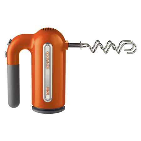 Kenwood HM807, kMix Hand Mixer in Papaya Orange