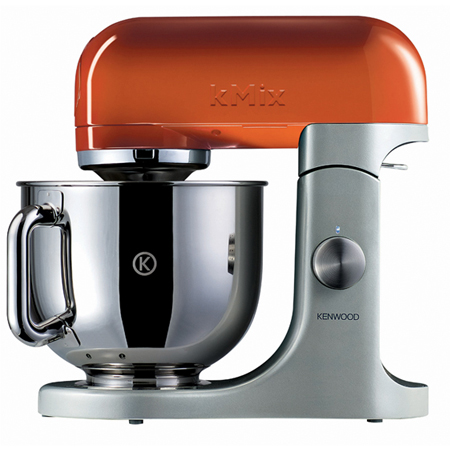 Kenwood KMX97, kMix Stand Mixer in Papaya Orange