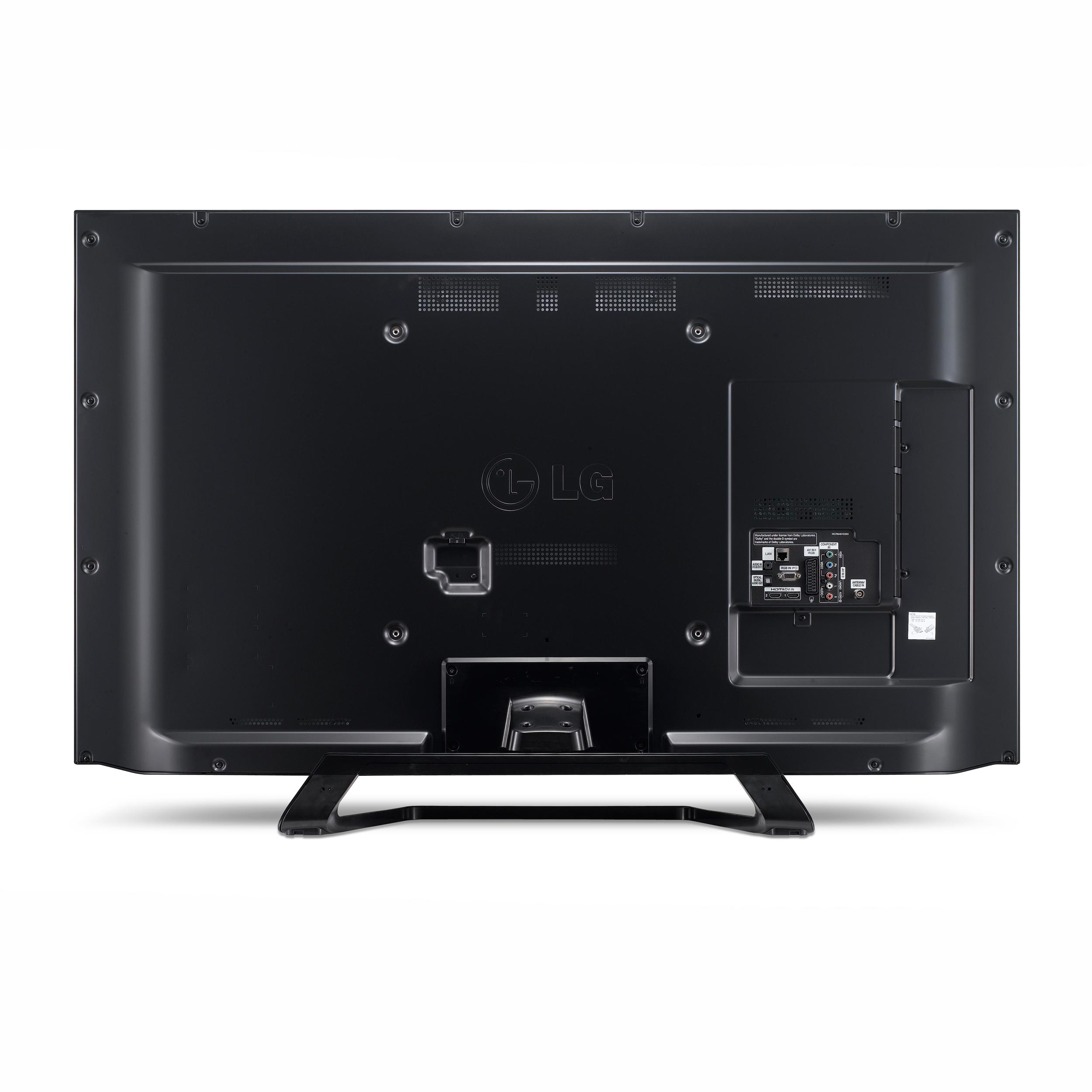 SAMSUNG HWE551 + 42 Inch 3D LED Television, LG 42-LM620