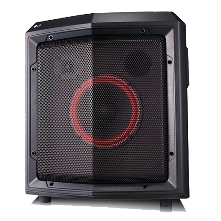 Lg Fh2 50w Portable Wireless Party Speaker With Bluetooth