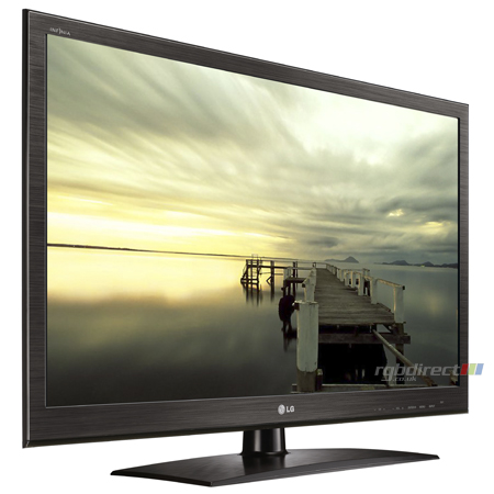 LG 32LV355T, 32 Full HD 1080p LED TV with Freeview HD & USB Connectivity.Ex-Display Model