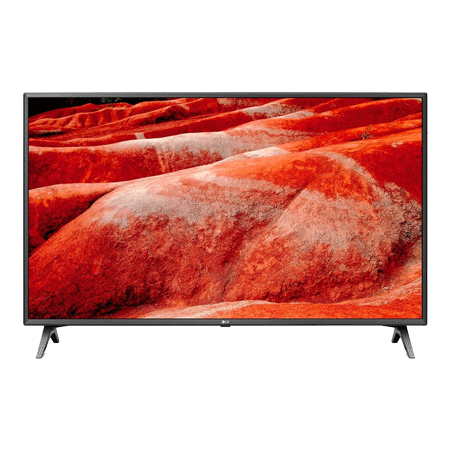 LG 43UM7500PLA, 43 inch UHD 4k LED TV Black with Freeview