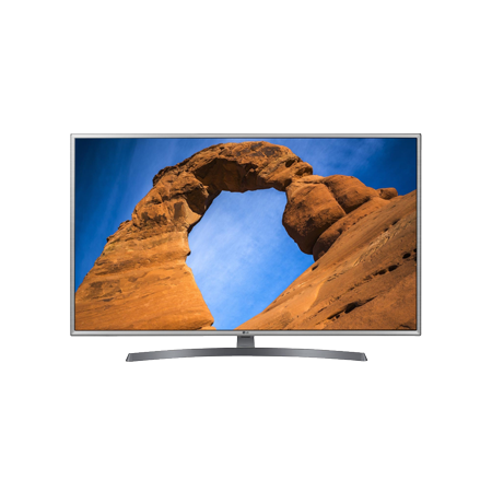LG 49LK6100PLB, 49 Smart Full HD LED TV with webOS & Freeview HD. Ex-Display Model